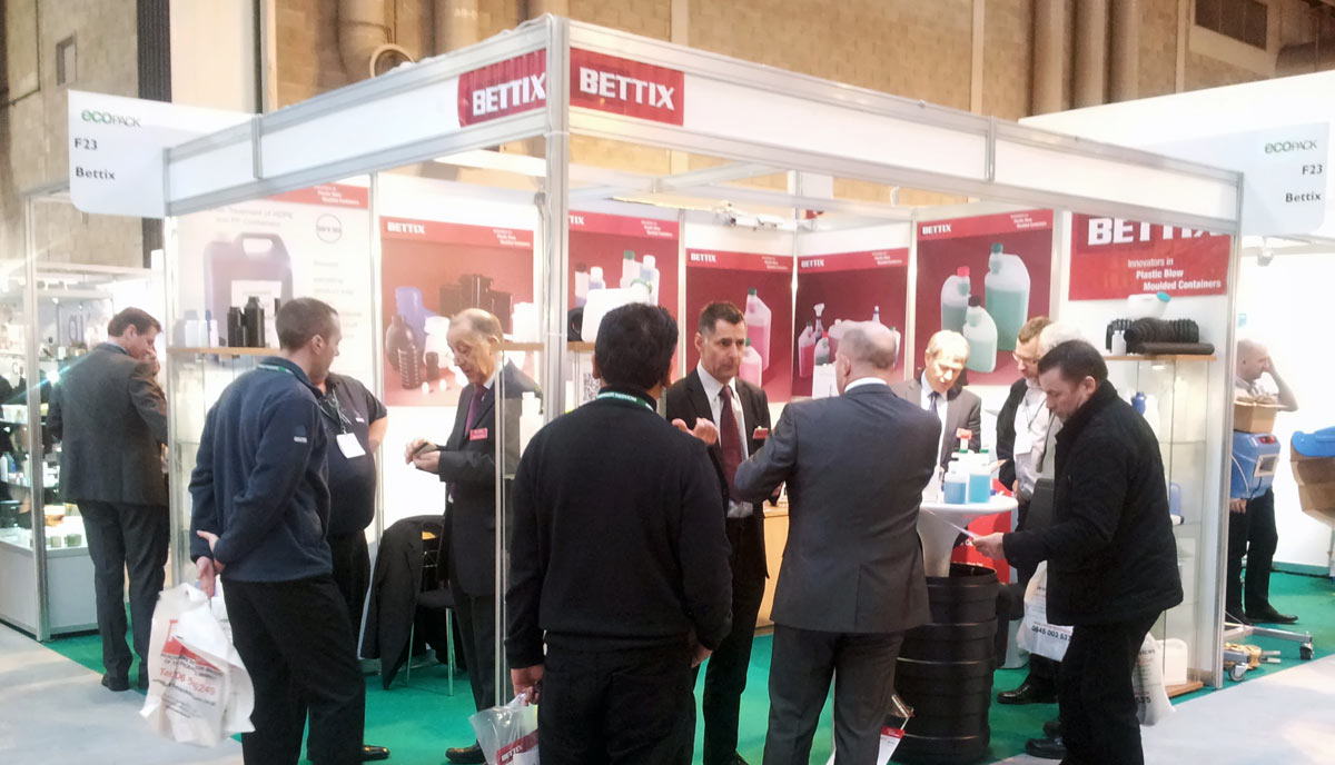Bettix Exhibition Stand